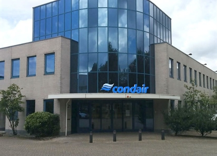 Geveke Holland & Belgium become part of Condair