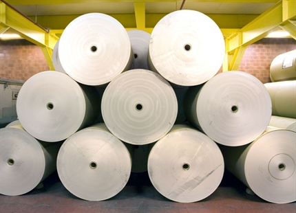 Paper & pulp production humidification